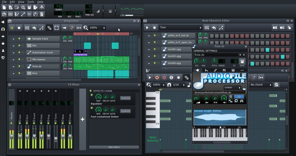 10 Best Free Beat Making Software For Windows DAWs Of 2020