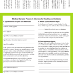 Download Colorado Living Will Form Advance Directive