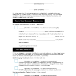 Download Kentucky Living Will Form Advance Directive