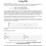 Free Copy Of Living Will By Richard Cataman Living Will