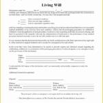 Free Living Will Template Georgia Of Free Florida Living