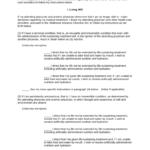 Free Oklahoma Living Will Form PDF EForms Free