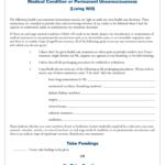 Free Pennsylvania Living Will Form PDF EForms