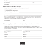 Health Care Proxy Form New York Free Download