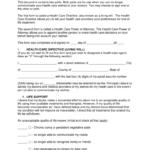 Kaiser Healt Care Directives Fill Online Printable
