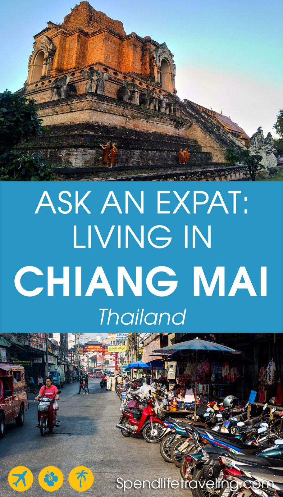 Living In Chiang Mai Thailand Interview With An Expat