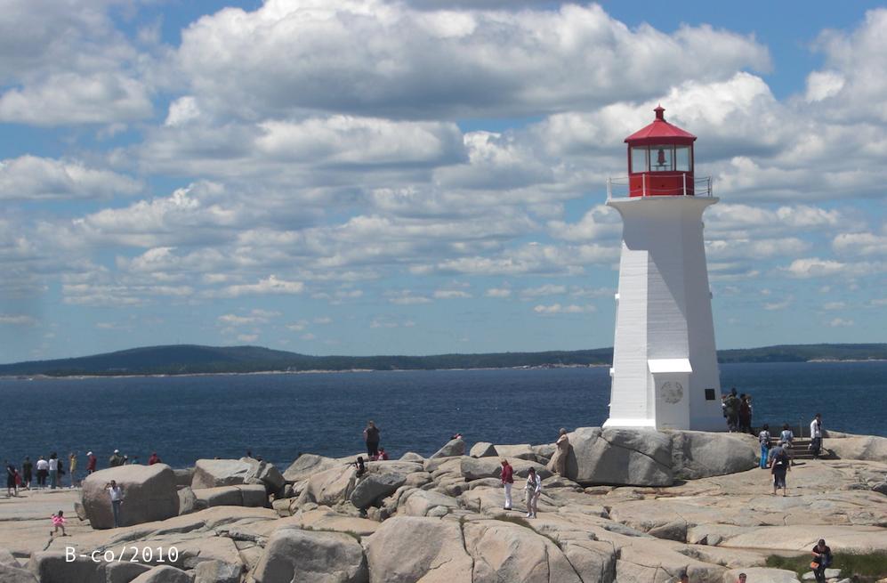Nova Scotia 2 Peggy s Cove Living In Canada Eh