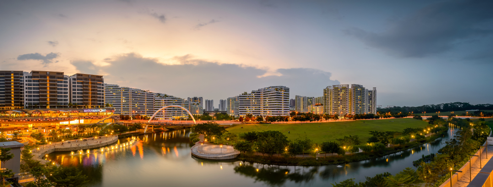 Punggol Will Demonstrate Future Living In Singapore