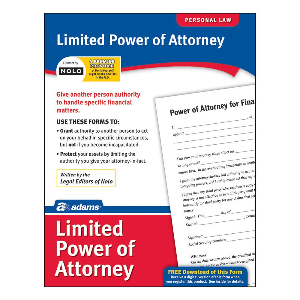 Socrates Media Limited Power Of Attorney Forms By Office