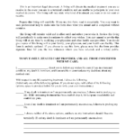 South Dakota Living Will Form Free Printable Legal Forms