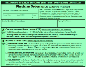 You Ll Need These Forms For Your End Of Life Care KUOW